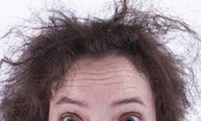 علل خشکی مو و درمان آن