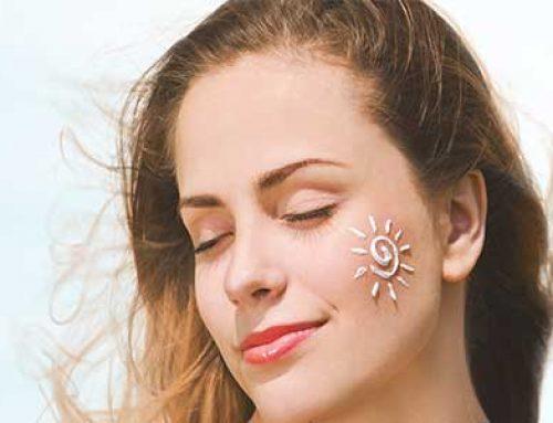 اهمیت استفاده ضد آفتاب مناسب