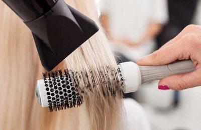 نکاتی درباره سشوار کردن موها