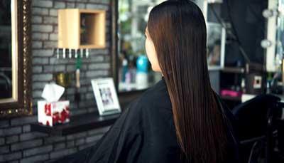موهایی زیبا و پرپشت