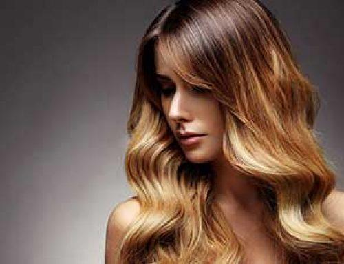 بالیاژ مو یکی از جدیدترین و بهترین تکنیک های رنگ مو