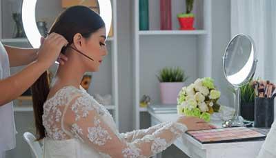 نکاتی برای انتخاب مدل مو عروس