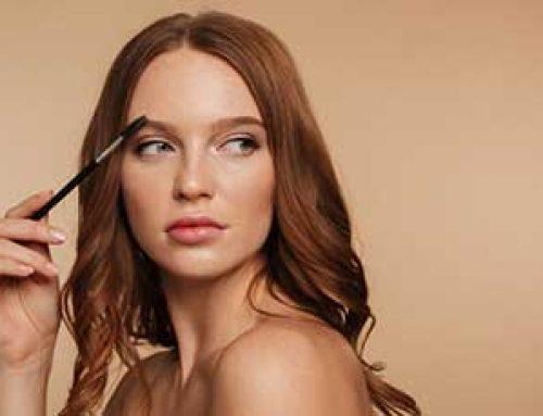 اصول کشیدن ابروی پر و خوشگل با مداد
